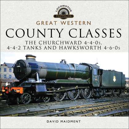Great Western: County Classes