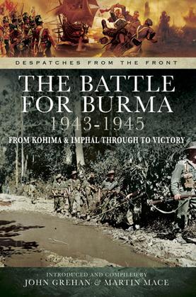 The Battle for Burma, 1943–1945