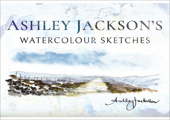 Ashley Jackson's Watercolour Sketches