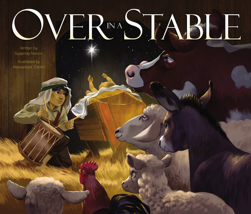 Over in a Stable