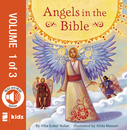 Angels in the Bible Storybook, Vol. 1