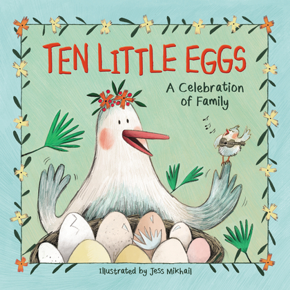 Ten Little Eggs