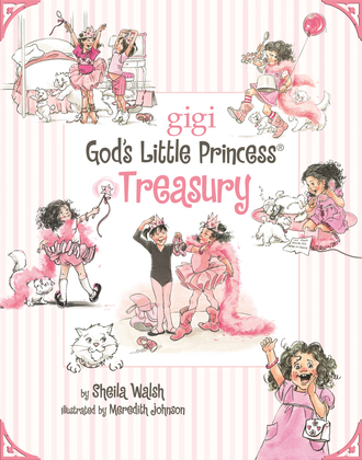 A God's Little Princess Treasury