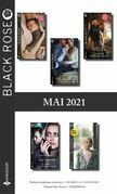 Pack mensuel Black Rose : 11 romans (Mai 2021)
