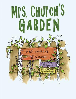 Mrs. Church's Garden