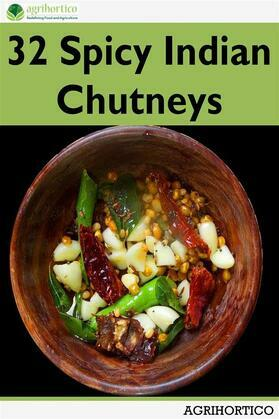 32 Spicy Indian Chutneys