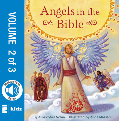 Angels in the Bible Storybook, Vol. 2