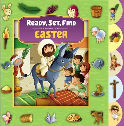 Ready, Set, Find Easter