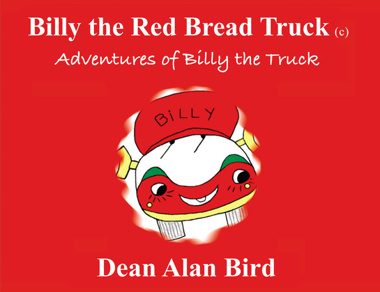 Billy the Red Bread Truck