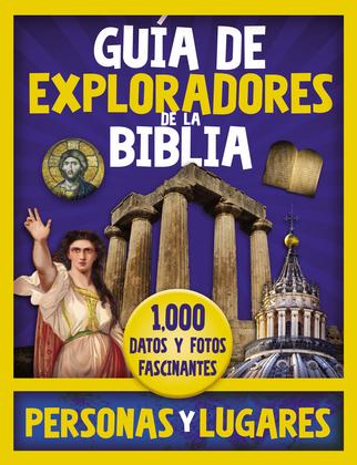 Guía de exploradores de la Biblia, personas y lugares