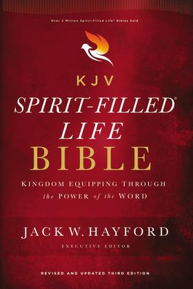 KJV, Spirit-Filled Life Bible, Third Edition
