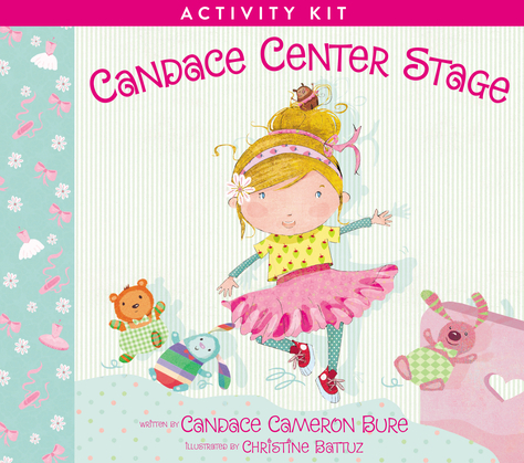 Candace Center Stage Activity Kit