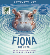 Fiona the Hippo Activity Kit
