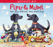 Piper and Mabel Activity Kit