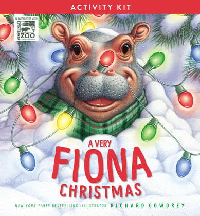 A Very Fiona Christmas Activity Kit