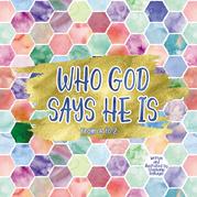 Who God Says He Is