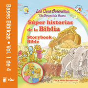 Los Osos Berenstain súper historias de la Biblia-Volumen 1 / The Berenstain Bears Storybook Bible