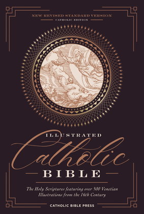NRSVCE, Illustrated Catholic Bible, Comfort Print