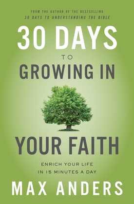30 Days to Growing in Your Faith