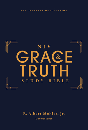 NIV, The Grace and Truth Study Bible