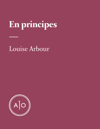 En principes: Louise Arbour