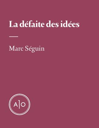 La défaite des idées