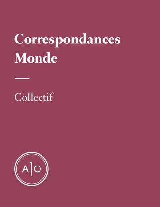 Correspondances Monde