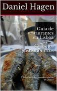 Guía De Restaurantes En Lisboa