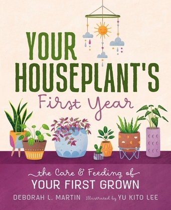 Your Houseplant's First Year