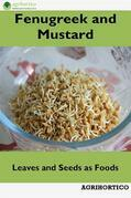 Fenugreek and Mustard
