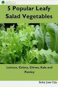 5 Popular Leafy Salad Vegetables
