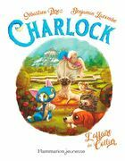 Charlock (Tome 3) - L'affaire du collier
