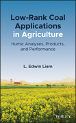 Low-Rank Coal Applications in Agriculture