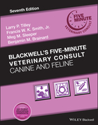Blackwell's Five-Minute Veterinary Consult