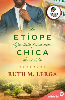 Un etíope deportista para una chica de revista