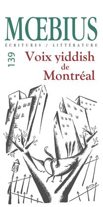 Mœbius no 139 :  Voix yiddish de Montréal, Novembre 2013