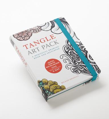 Tangle Art Pack