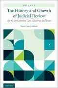 The History and Growth of Judicial Review, Volume 1