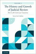 The History and Growth of Judicial Review, Volume 2
