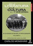 De la literatura a la cultura (… y viceversa) Volumen II