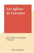 Les églises de Lorraine