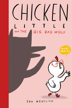 Chicken Little and the Big Bad Wolf (Digital Read Along) (Ebook)
