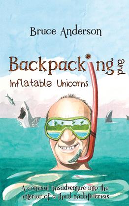 Backpacking and Inflatable Unicorns
