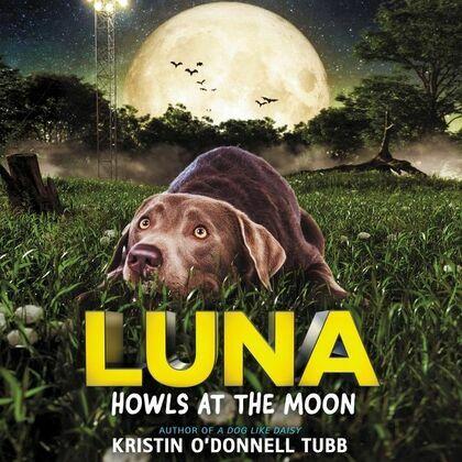 Luna Howls at the Moon