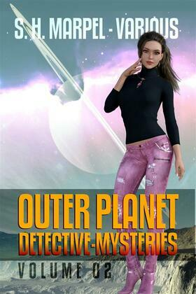 Outer Planet Detective-Mysteries Vol 02