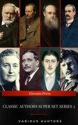 Classic Authors Super Set Series: 3 (Shandon Press)