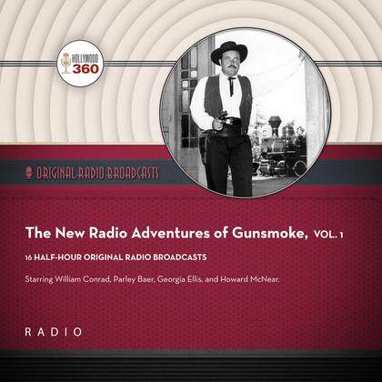 The New Radio Adventures of Gunsmoke, Vol. 1