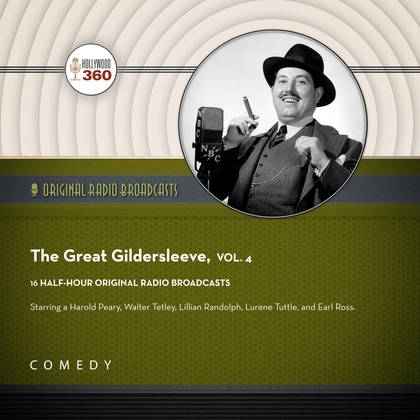 The Great Gildersleeve, Vol. 4
