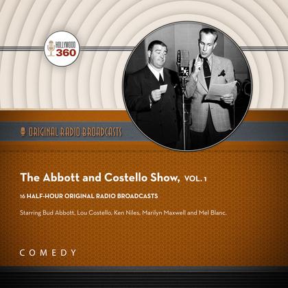 The Abbott and Costello Show, Vol. 1
