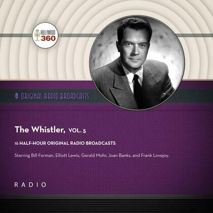 The Whistler, Vol. 5